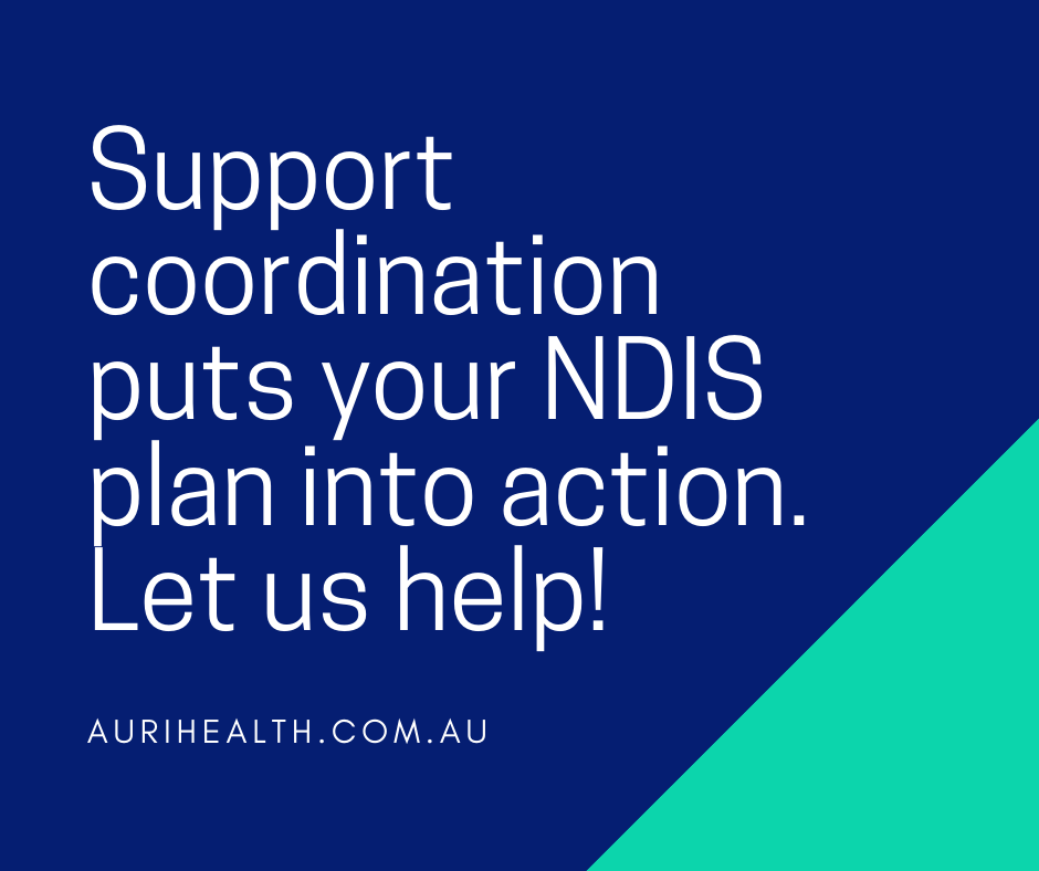 We help put your NDIS plan into action